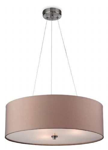 Firstlight 2314TA Taupe Phoenix Pendant